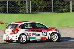 Paolo Pirovano e Alessandro Baccani, 2T Course&Reglage, Citroen C3 Maxi-TCT