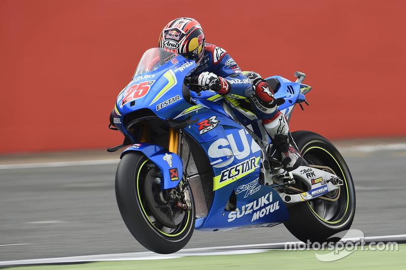 1. Maverick Vinales, Team Suzuki MotoGP