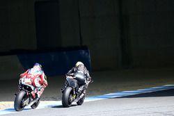 Johann Zarco, Ajo Motorsport, Sam Lowes, Federal Oil Gresini Moto2