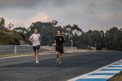 Aspectos del Circuito Estoril