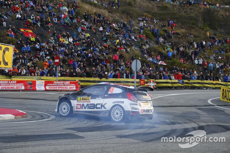 Sander Pärn, James Morgan, Ford Fiesta R5 RC2