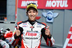 Tercero, Hiroki Ono, Honda Team Asia