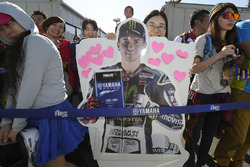 Fans of Jorge Lorenzo, Yamaha Factory Racing