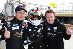 Polesitter GTE Am Khaled Al Qubaisi, David Heinemeier Hansson, Patrick Long, Proton Racing
