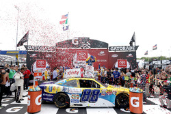 Dale Earnhardt Jr., JR Motorsports Chevrolet race winner