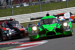 #30 Extreme Speed Motorsports Ligier JS P2 - Nissan : Scott Sharp, Ed Brown, Johannes van Overbeek