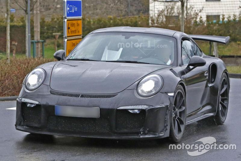 Porsche 911 GT3 RS 4.2