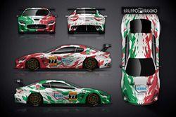 Scuderia Villorba Corse, Maserati Gran Turismo MC