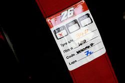 Dani Pedrosa, Repsol Honda Team, Michelin-Reifen