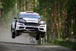 Marius Aasen, Veronica Engan, Ford Fiesta