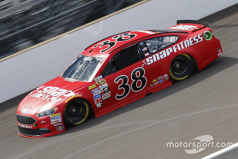 20. Landon Cassill, Front Row Motorsports, Ford