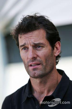 Mark Webber, Porsche Team piloto de WEC