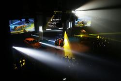 La livrée 2016 de Renault F1 Team