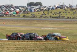 Prospero Bonelli, Bonelli Competicion Ford, Pedro Gentile, JP Racing Chevrolet, Matias Jalaf, Catala