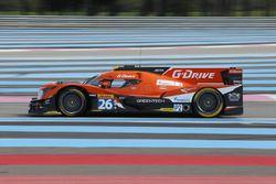 #26 G-Drive Racing Oreca 05 - Nissan: Roman Rusinov, Nathanael Berthon
