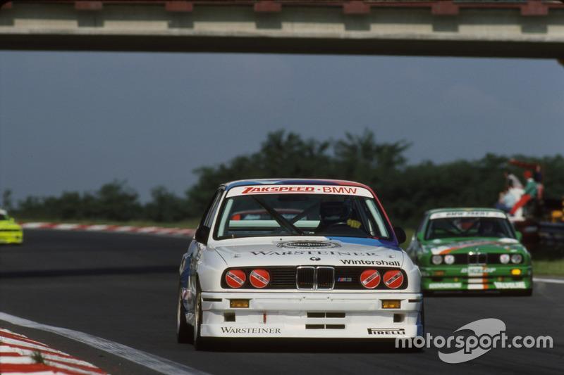 Markus Oestreich, BMW M3, vor Walter Mertes, BMW M3
