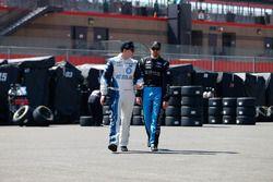 Brennan Poole, HScott Motorsports, Jeb Burton, Richard Petty Motorsports Ford