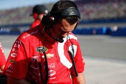 Kyle Larson, Chip Ganassi Racing Chevrolet team