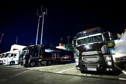 Ford Chip Ganassi Racing Team UK Ford GT: Trucks