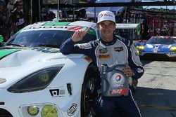 GTP polesitter #33 Riley Motorsports SRT Viper GT3-R: Ben Keating, Jeroen Bleekemolen, Marc Miller