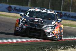 Petr Fulin, Seat Leon Racer-TCR