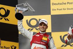 Podium: le deuxième Jamie Green Audi Sport Team Rosberg, Audi RS 5 DTM