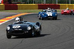 #11 Cooper T38 (1955): Frederic Wakeman, Patrick Blakeney-Edwards