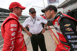 Scott Dixon, Chip Ganassi Racing Chevrolet, Mike Hull, Chip Ganassi Racing, Sébastien Bourdais, KV R