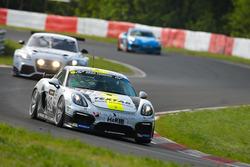 Runar Vatne, Christian Bjørn-Hansen, 'Sugar Mountain', Porsche Cayman GT4 Clubsport