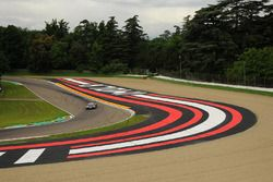 #55 FFF Racing Team by ACM McLaren 650S: Hiroshi Hamaguchi, Adrian Quaife-Hobbs