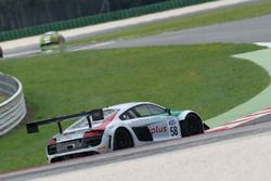 Zonzini-Russo Audi Sport Italia, Audi R8LMS-GT3 #58