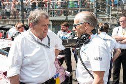 Norbert Haug und Peter Mücke, Mercedes-AMG Team Mücke