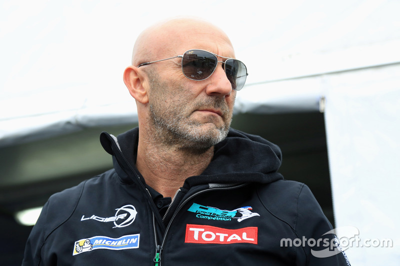 Фабьен Бартез, Panis Barthez Competition (LMP2)