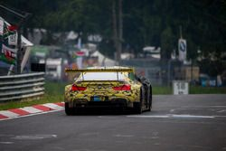 #999 Walkenhorst Motorsport powered by Dunlop, BMW M6 GT3: Victor Bouveng, Tom Blomqvist, Christian