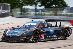 #10 Wayne Taylor Racing Corvette DP : Ricky Taylor, Jordan Taylor
