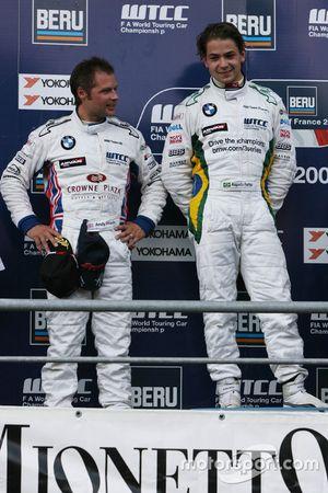 Ganador Augusto Farfus, BMW Team Germany, BMW 320si