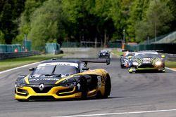 #14 V8 Racing Renault RS01: Nicky Pastorelli, Joshua Webster