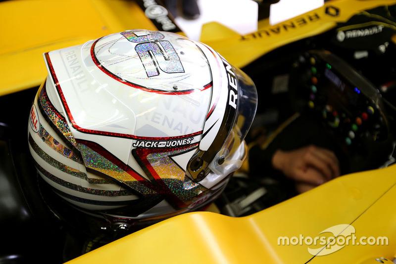 Monaco 2016 - Kevin Magnussen, Renault