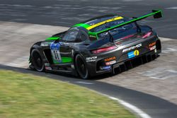 #31 AMG-Team HTP Motorsport, Mercedes-AMG GT3: Christian Vietoris, Christian Hohenadel, Renger Van der Zande