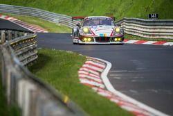 #21 Wochenspiegel Team Manthey, Porsche 911 GT3 R: Georg Weiss, Oliver Kainz, Jochen Krumbach, Mike