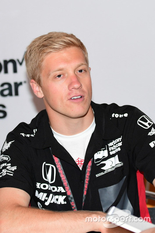 Spencer Pigot, Rahal Letterman Lanigan Racing Honda