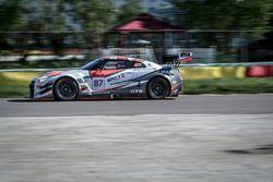 China GT-Goldenport-test-#87 SprirtZ-Nissan-GTR-Nismo GT3