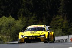Timo Glock (GER) BMW Team RMG, BMW M4 DTM. 21.05.2016, DTM Round 2, Spielberg, Austria, Free Practi