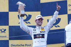Podium: tweede plaats Tom Blomqvist, BMW Team RBM, BMW M4 DTM