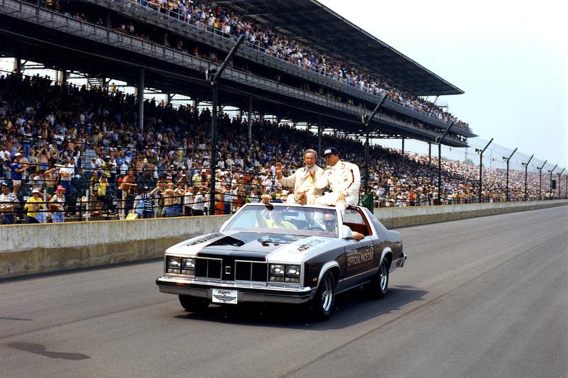 1977: A.J. Foyt en de ereronde