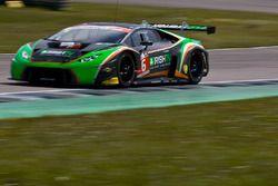 #6 Barwell Motorsport Lamborghini Huracan GT3: Liam Griffin, Adam Carroll