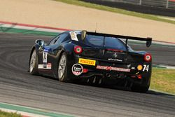 #74 StileF Squadra Corse, Ferrari 458: Andrea Benenati