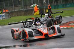 Walter Margelli, Norma-M20F-CN2 #5, Nannini Racing sulla griglia di partenza di Gara 2