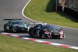 #33 Belgian Audi Club Team WRT, Audi R8 LMS ultra: Enzo Ide, Christopher Mies