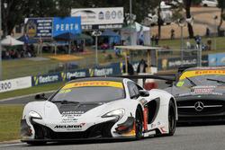#59 McLaren Melbourne McLaren 650S GT3: Jonathon Webb, Grant Denyer